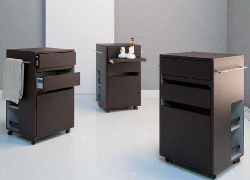 Spa Trolleys & Cabinets
